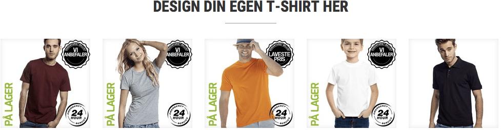 89d745ff Har du spørgsmål eller ordre, der ikke kan bestilles via vores online  system, så send os en mail på: info@tekstil-tryk.dk. Mere om t-shirt ...