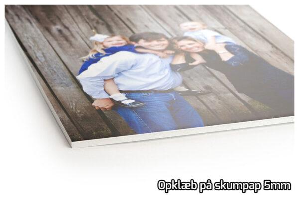 Fotoprint i høj kvalitet