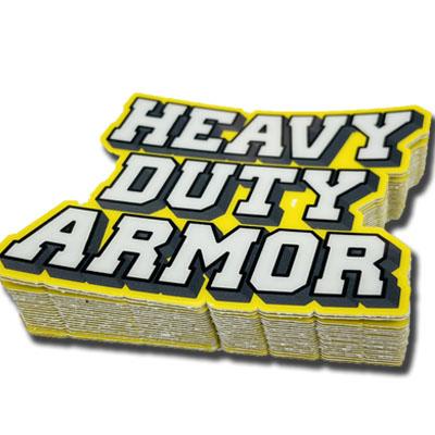 Heavy Duty Armor Klistermærke
